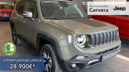 JEEP Renegade 2.0Mjt Trailhawk 4x4 ADLow Auto