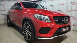 MERCEDES-BENZ Clase GLE 43 AMG 4Matic Aut.