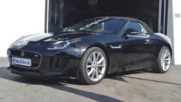 JAGUAR F-Type Convertible 3.0 V6 S Aut. 380