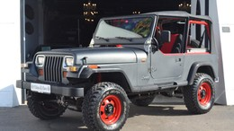 JEEP Wrangler 2.5 Soft Top Base
