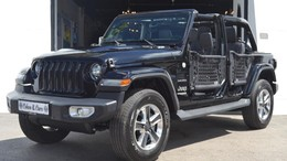 JEEP Wrangler  Unlimited 2.0T Sahara *NUEVO* *IVA DEDUCIBLE*