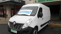 RENAULT Master 125 CV FURGON ISOTERMICO L2-H2