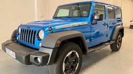 "JEEP Wrangler  Unlimited 2.8 CRD 200 CV "" POLAR EDITION """