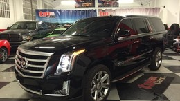 CADILLAC Escalade  LUXURY 2015 TMCARS