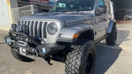 JEEP Wrangler  ESPECTACULAR BIGFOOT HOMOLOGADO