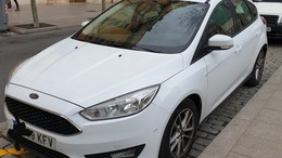 FORD Focus 1.0 Ecoboost Auto-S&S Trend+ PS 125