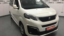 PEUGEOT Traveller 1.6BlueHDI Active Long 115