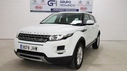 LAND-ROVER Range Rover Evoque 2.2L eD4 Pure Tech 4x2
