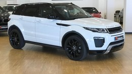 LAND-ROVER Range Rover Evoque 2.0TD4 HSE Dynamic 4WD 180