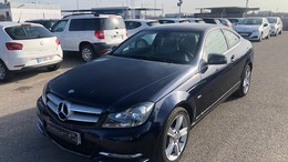 MERCEDES-BENZ Clase C Coupé 220CDI BE BlueEfficiency Edition