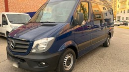 MERCEDES-BENZ Sprinter Mixto 313CDI 3.2t Medio