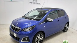 PEUGEOT 108 Top! 1.2 PureTech Allure