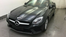 MERCEDES-BENZ Clase SLC Descapotable  Manual de 2 Puertas