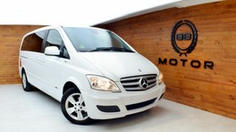 MERCEDES-BENZ Clase V 220CDI Marco Polo Activity 7G-Tronic