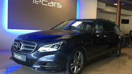 MERCEDES-BENZ Clase E Estate 200 BT Elegance 7G Plus