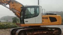Liebherr 916lc advance