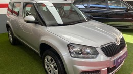 SKODA Yeti Outdoor 2.0TDI Active 4x4 81kW