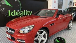MERCEDES-BENZ Clase SLK 250 BE Edition 1 7G Plus