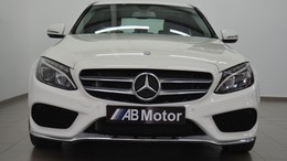 MERCEDES-BENZ Clase C 220d 7G Plus