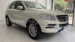 MERCEDES-BENZ Clase M ML 350BlueTec 4M Edition 1 7G Plus