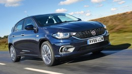 FIAT Tipo 1.4 T-Jet Lounge Plus