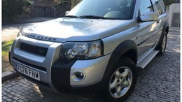 LAND-ROVER Freelander  2.0Td4 S ComandShift