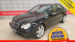 MERCEDES-BENZ Clase C 200 CDI Sport Edition