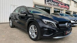 MERCEDES-BENZ Clase GLA 220CDI Style 4Matic 7G-DCT