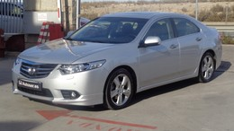 HONDA Accord 2.2i-DTEC Executive - Piel