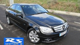 MERCEDES-BENZ Clase C 180 K BE Avantgarde (9.75)