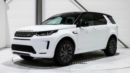 LAND-ROVER Discovery Sport 2.0Si4 MHEV SE AWD Auto