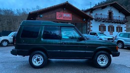 LAND-ROVER Discovery 2.5 TDI ES