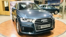 AUDI Q3 2.0TDI Black line competition 150