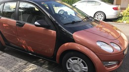 SMART Forfour 1.0 Pure Aut.
