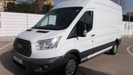 FORD Transit FT 350 L2 Chasis Ambiente 100