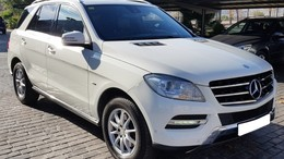 MERCEDES-BENZ Clase M ML 250BlueTec 4M Edition 1 7G Plus