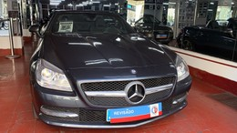 MERCEDES-BENZ Clase SLK 200 BE AMG Line