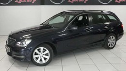 MERCEDES-BENZ Clase C 220CDI BE (4.75)