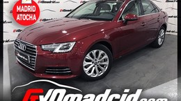 AUDI A4 2.0TDI Design edition S tronic 140kW