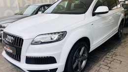 AUDI Q7 3.0TDI CD Attraction 245 Tiptronic