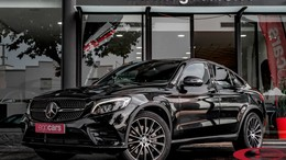 MERCEDES-BENZ Clase GLC Coupé 43 AMG 4Matic Aut.