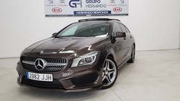 MERCEDES-BENZ Clase CLA Shooting Brake 220d AMG Line 7G-DCT