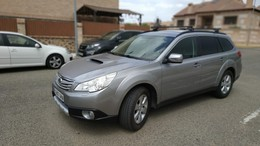 SUBARU Outback 2.0D Limited Plus