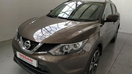 NISSAN Qashqai 1.5 DCI TEKNA LEATHER 110 5P