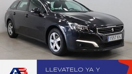 PEUGEOT 508 SW 1.6BlueHDI Active EAT6 120