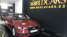 AUDI A4 2.0TDI CD S line edition Multitronic 150