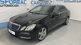 MERCEDES-BENZ Clase E 220CDI BE Avantgarde 7G Plus
