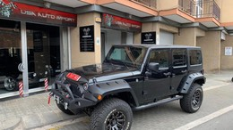 JEEP Wrangler UNLIMITED LIFTED 3´5""