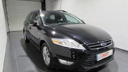 FORD Mondeo SB 1.6TDCi ECOnetic Trend