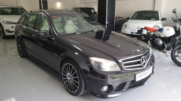 MERCEDES-BENZ Clase C Estate 63 AMG Aut.
